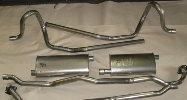 Flowmaster parts