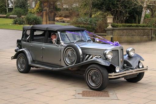 limo for wedding